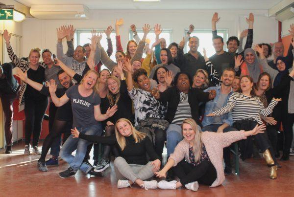 Gemeente Amsterdam theaterworkshop